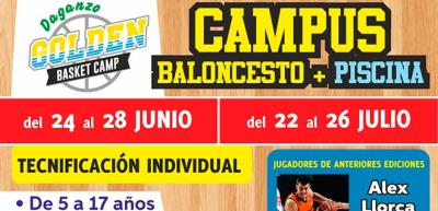 Daganzo Golden Basket Camp 2019