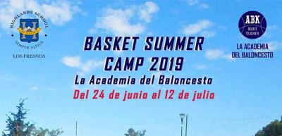 VII Basket Summer Camp de ABK Pozuelo