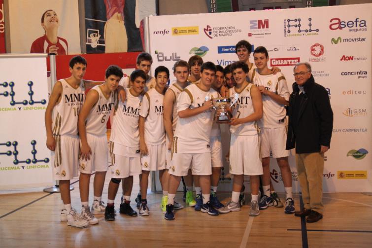 TorneoFLLRMadridCampeon2011