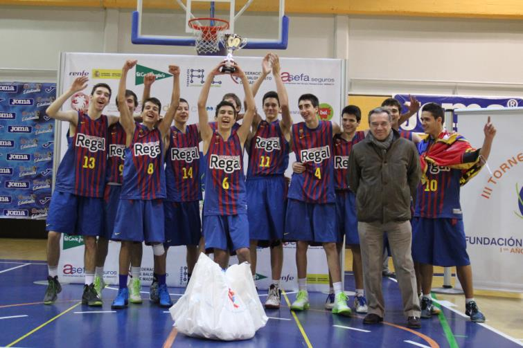 TorneoFLLBarcelona Campeon2012