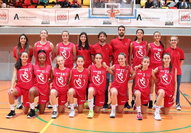 Selección Infantil femenina de Madrid 2020