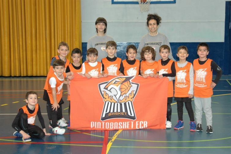 Jornada Babybasket. 12/01/2020 - Foto 1