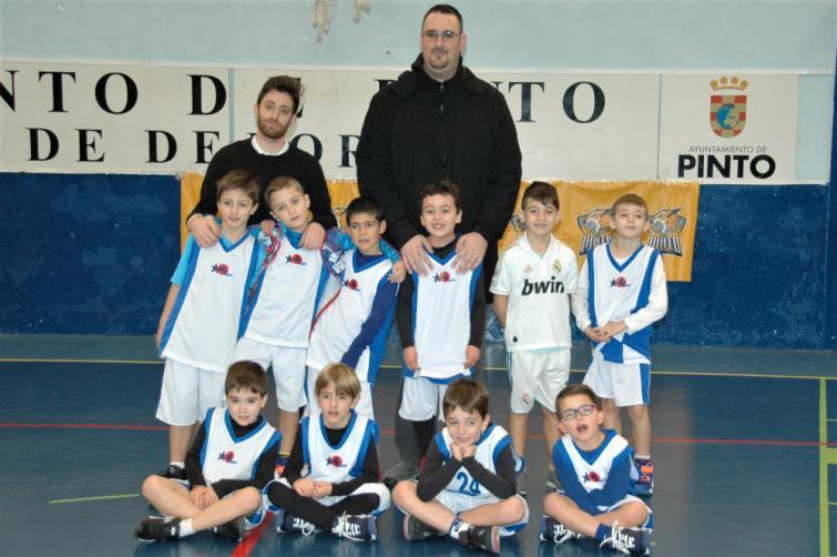 Jornada Babybasket. 12/01/2020 - Foto 3