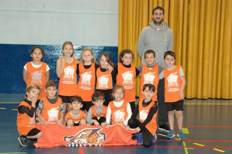 Jornada Babybasket. 12/01/2020 - Foto 4