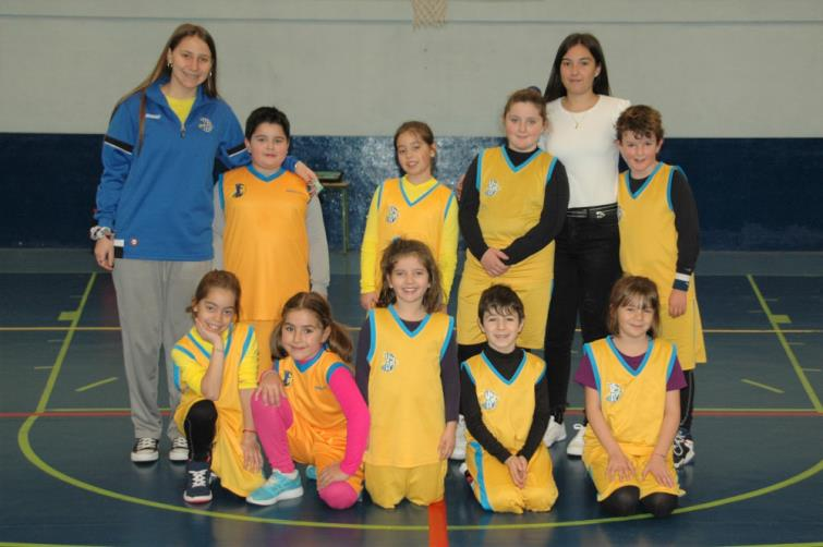 Jornada Babybasket. 12/01/2020 - Foto 5