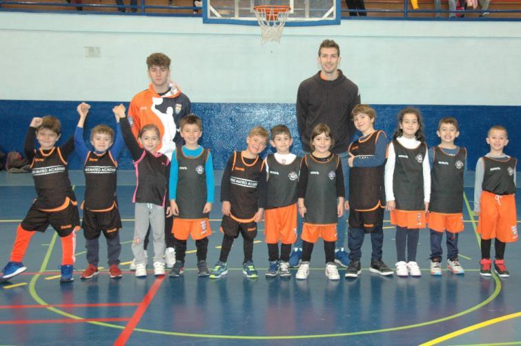 Jornada Babybasket. 12/01/2020 - Foto 6