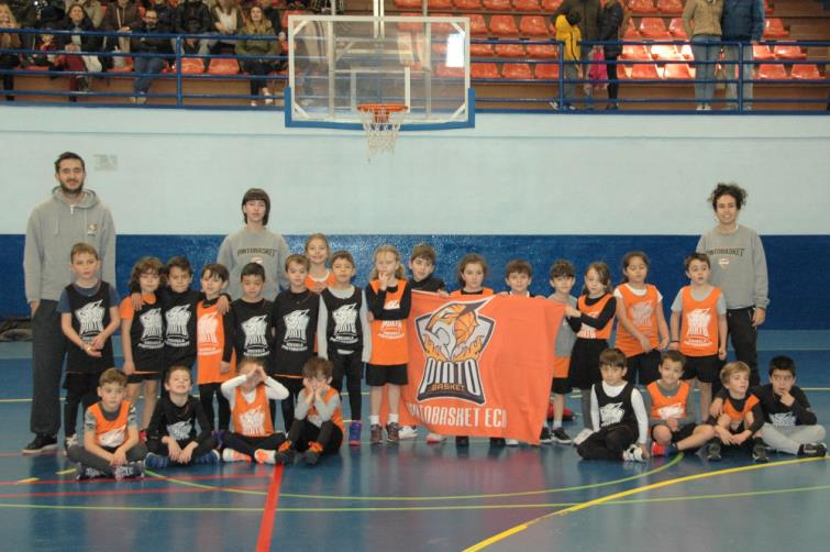 Jornada Babybasket. 12/01/2020 - Foto 7