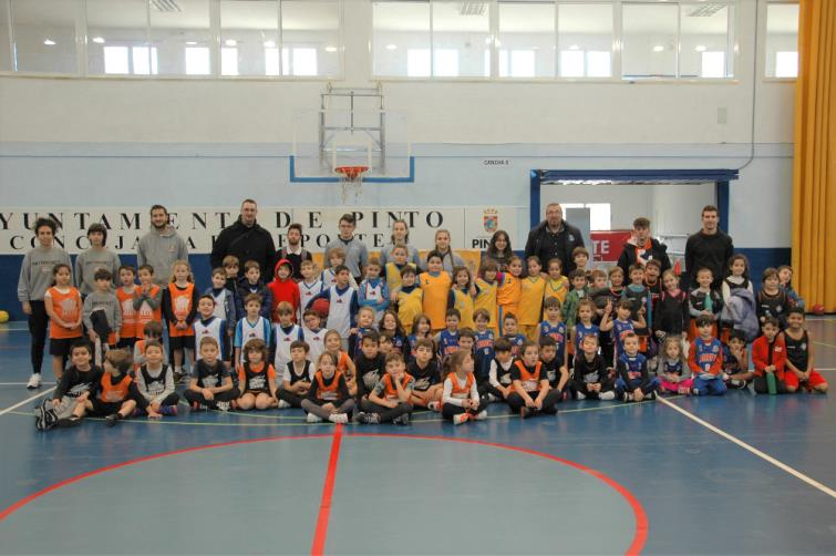 Jornada Babybasket. 12/01/2020 - Foto 8