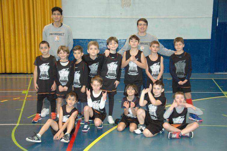 Jornada Babybasket. 12/01/2020 - Foto 10