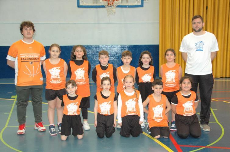 Jornada Babybasket. 12/01/2020 - Foto 11