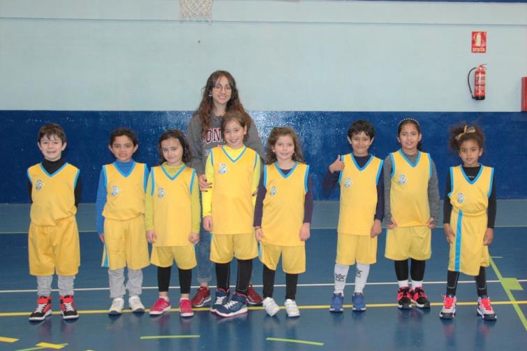 Jornada Babybasket. 12/01/2020 - Foto 12