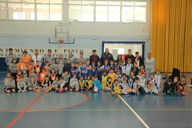 Jornada Babybasket. 12/01/2020 - Foto 15