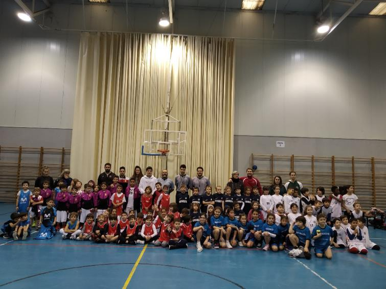 Jornada Babybasket - Coslada. 18/01/2020 - Foto 1