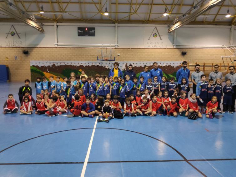 Jornada Babybasket - Ábaco. 19/01/2020 - Foto 1