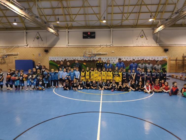 Jornada Babybasket - Ábaco. 19/01/2020 - Foto 2