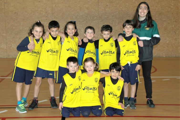 Jornada Babybasket - Villanueva de la Cañada. 19/01/2020 - Foto 1