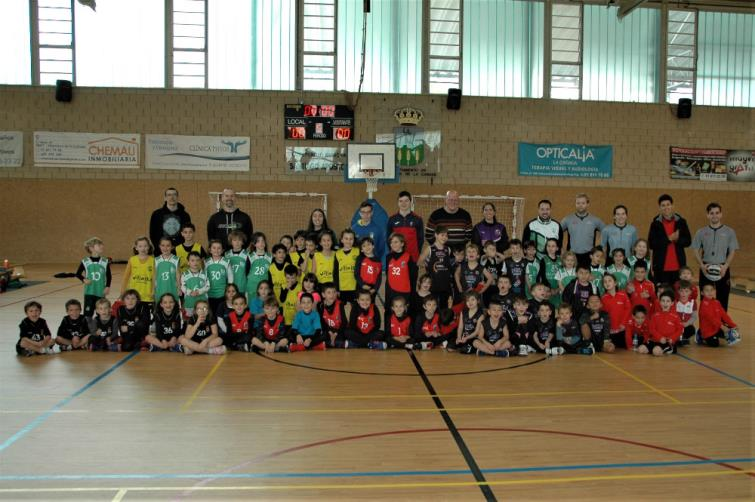 Jornada Babybasket - Villanueva de la Cañada. 19/01/2020 - Foto 4