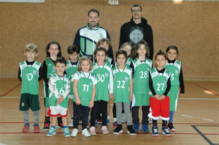 Jornada Babybasket - Villanueva de la Cañada. 19/01/2020 - Foto 6