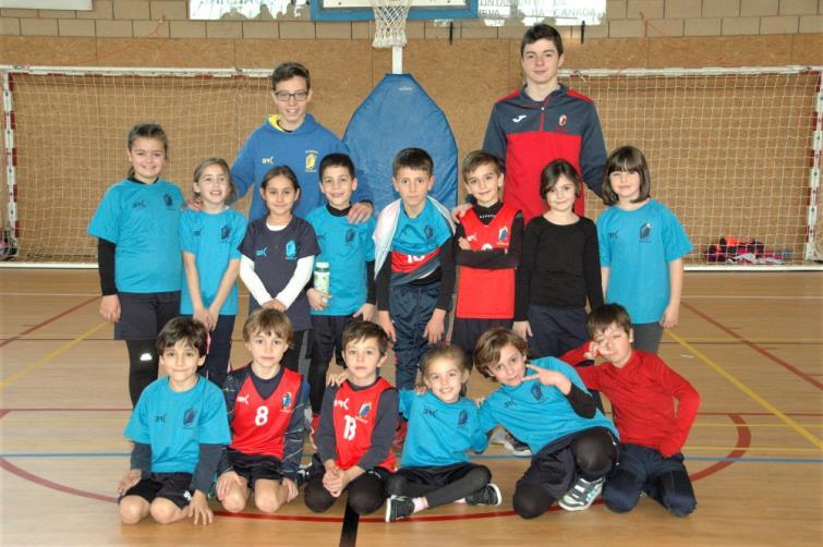 Jornada Babybasket - Villanueva de la Cañada. 19/01/2020 - Foto 7