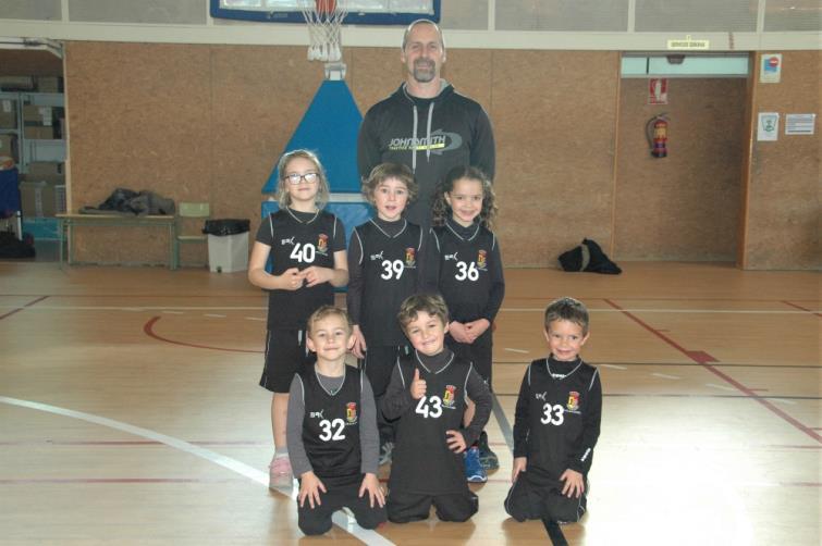 Jornada Babybasket - Villanueva de la Cañada. 19/01/2020 - Foto 8