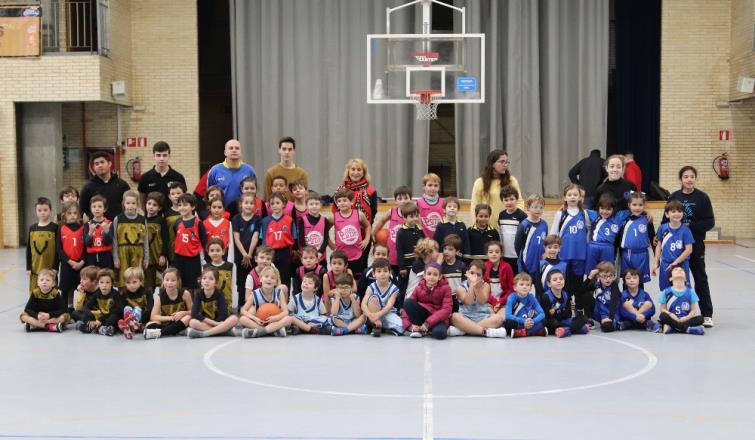Jornada Babybasket - Instituto Veritas.  25/01/2020 - Foto 1