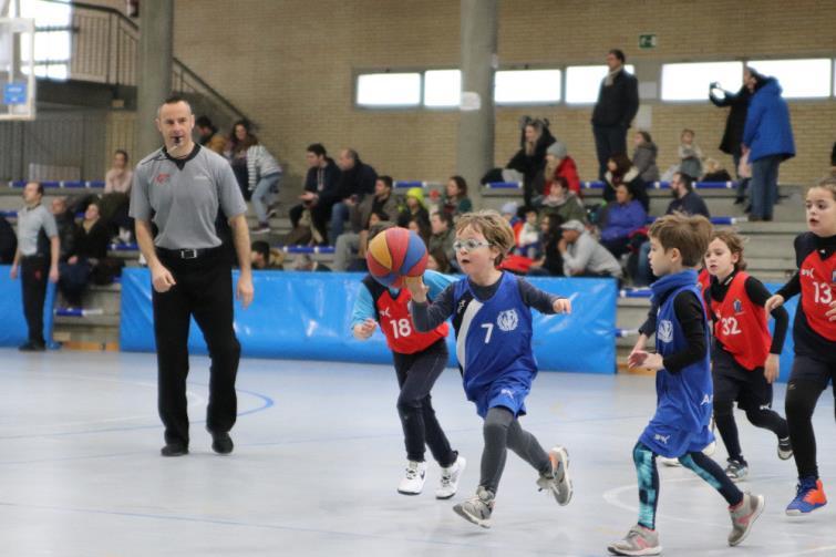 Jornada Babybasket - Instituto Veritas.  25/01/2020 - Foto 3