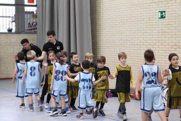 Jornada Babybasket - Instituto Veritas.  25/01/2020 - Foto 4