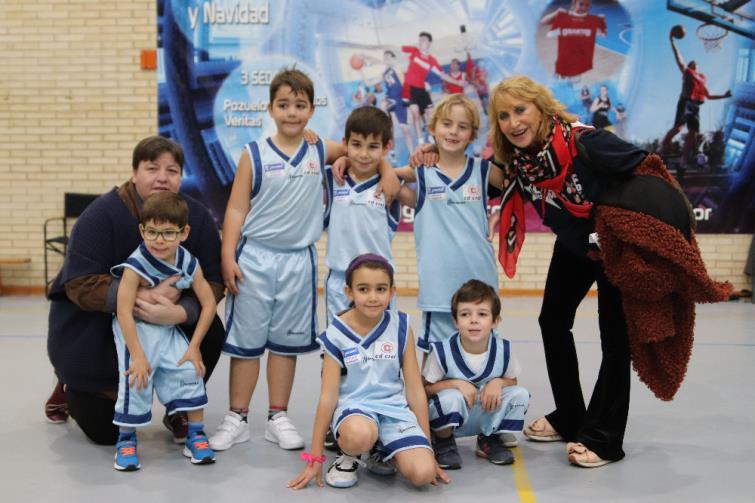 Jornada Babybasket - Instituto Veritas.  25/01/2020 - Foto 6