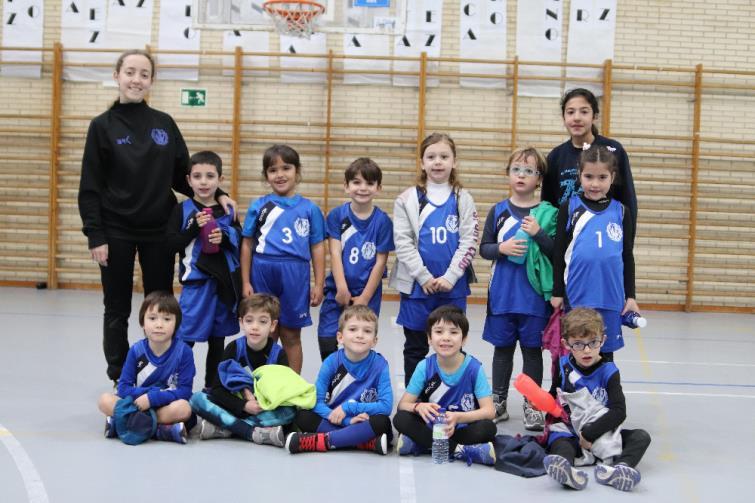 Jornada Babybasket - Instituto Veritas.  25/01/2020 - Foto 9