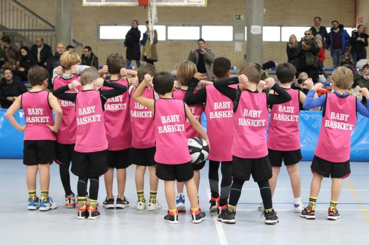 Jornada Babybasket - Instituto Veritas.  25/01/2020 - Foto 11
