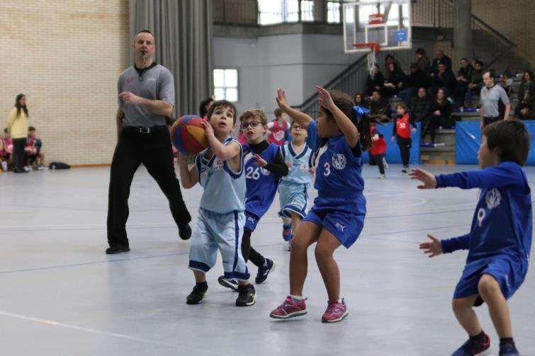 Jornada Babybasket - Instituto Veritas.  25/01/2020 - Foto 12