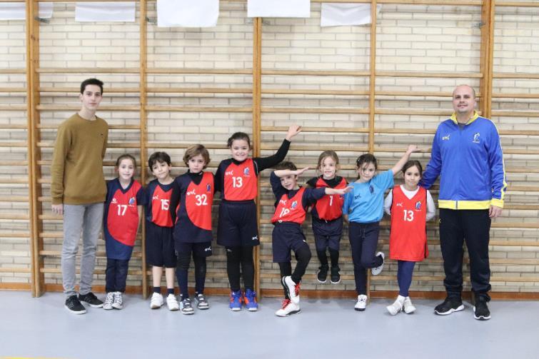 Jornada Babybasket - Instituto Veritas.  25/01/2020 - Foto 13
