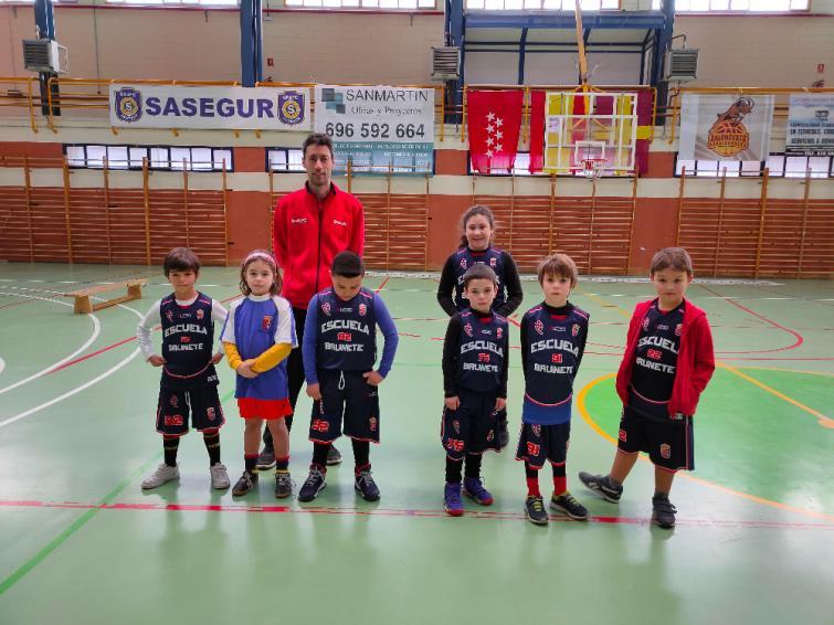 Jornada Babybasket - Navalcarnero. 26/01/2020 - Foto 1