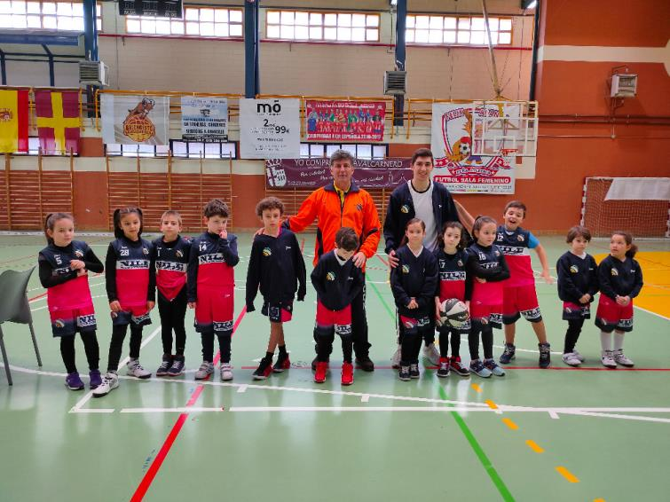 Jornada Babybasket - Navalcarnero. 26/01/2020 - Foto 2