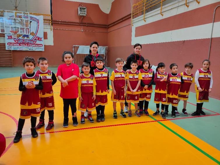 Jornada Babybasket - Navalcarnero. 26/01/2020 - Foto 3