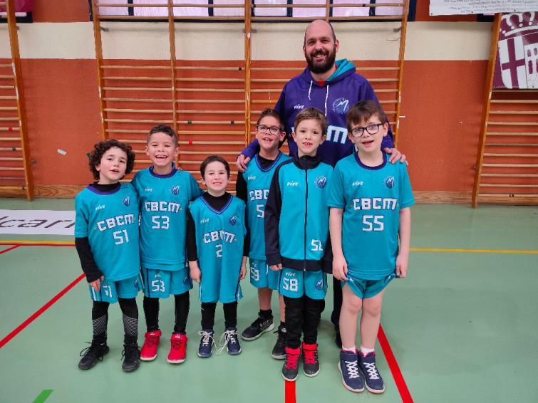 Jornada Babybasket - Navalcarnero. 26/01/2020 - Foto 4