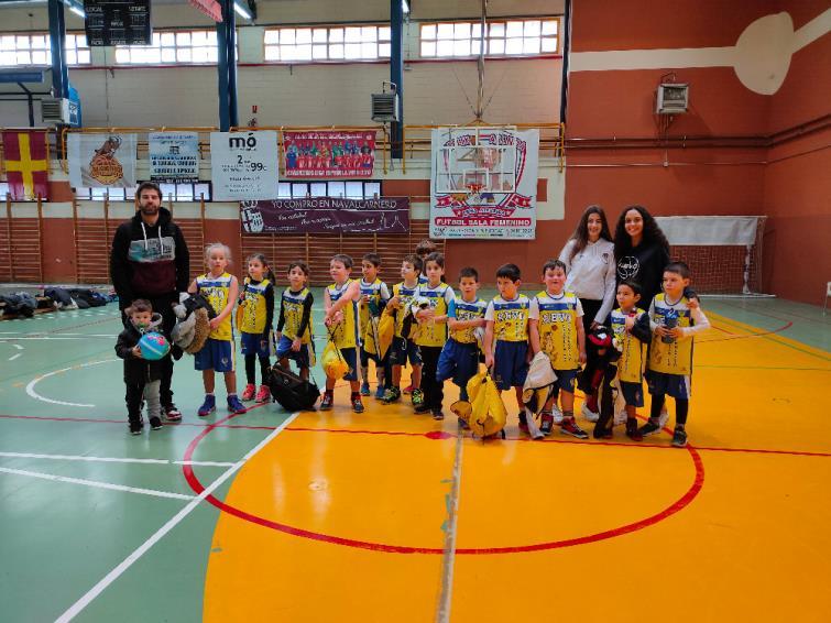 Jornada Babybasket - Navalcarnero. 26/01/2020 - Foto 5