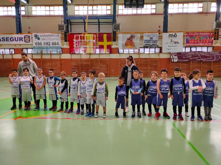 Jornada Babybasket - Navalcarnero. 26/01/2020 - Foto 6