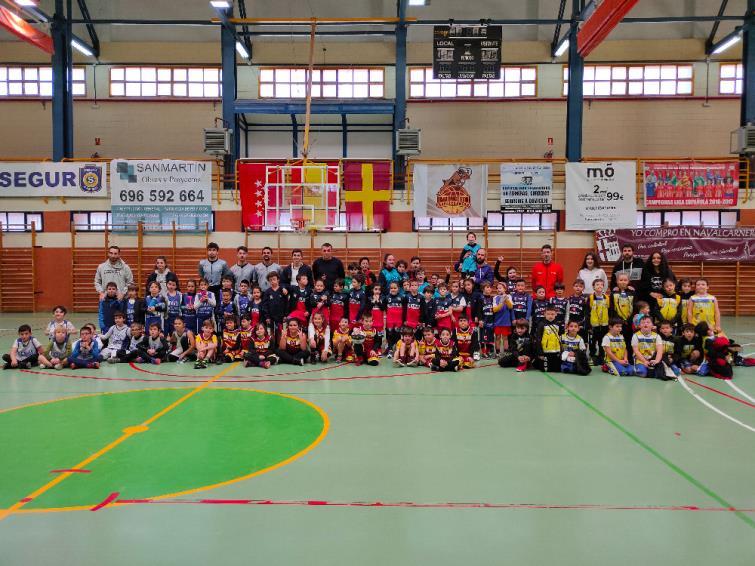 Jornada Babybasket - Navalcarnero. 26/01/2020 - Foto 7