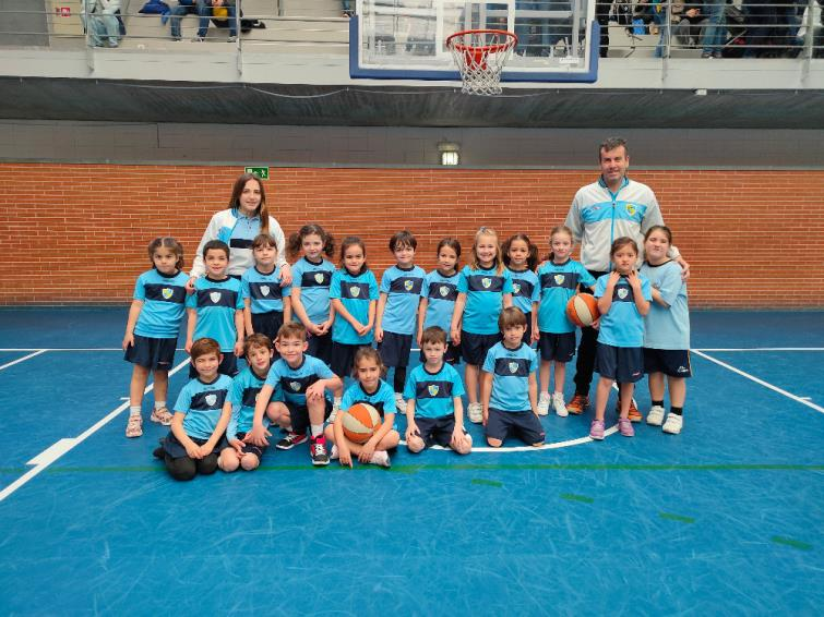 Jornada Babybasket - San Fernando. 23/02/2020 - Foto 1
