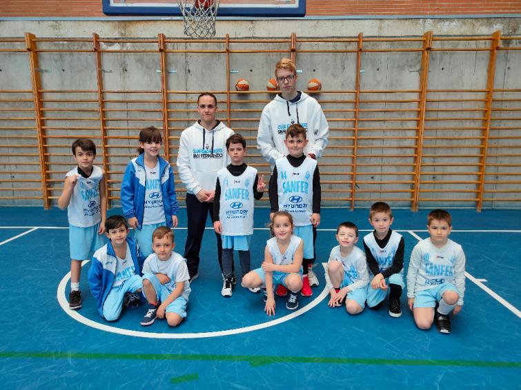 Jornada Babybasket - San Fernando. 23/02/2020 - Foto 2