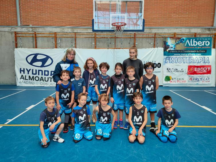 Jornada Babybasket - San Fernando. 23/02/2020 - Foto 4