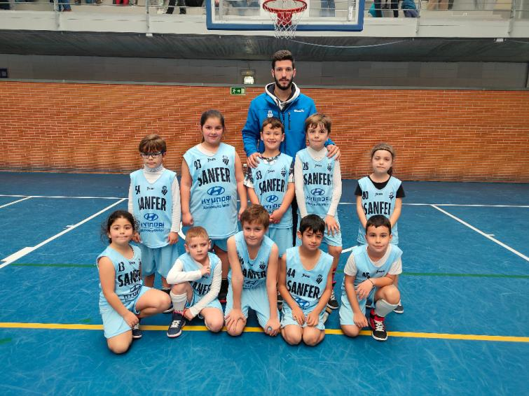 Jornada Babybasket - San Fernando. 23/02/2020 - Foto 6